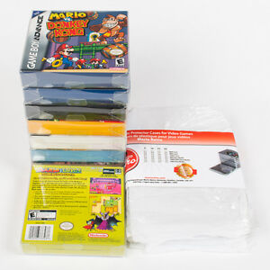 Marioretro.com make video game clear protectors for N64