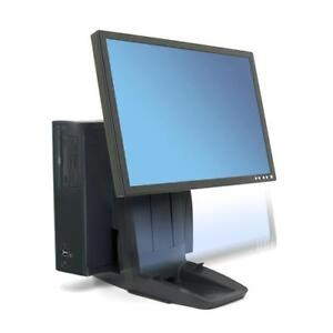 Ergotron Neo-Flex All-In-One Lift Stand - Monitor & CPU Mount