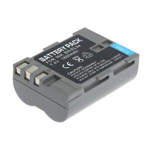 Batteria-1800mAh-EN-EL3E-PER-NIKON-EN-EL3E-ENEL3E-D80-D90-D200-D300s-D900