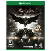 Batman Arkham Knight Xbox One neuf et scellé (Brand New)