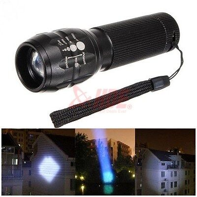 Ultra Bright LED Bike Bicycle Outdoor Front Head Flashlight Torch 3 Mode Lamp for sale  Shipping to India