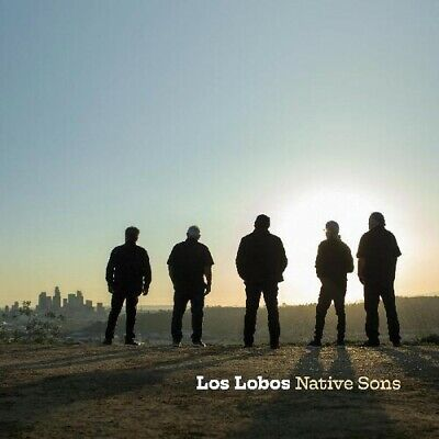 Los Lobos ***Native Sons **BRAND NEW FACTORY SEALED CD!  STICKER BOOKLET