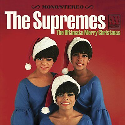 The Supremes: The Ultimate Merry Christmas (2 CD-Set) Holiday Music Diana Ross