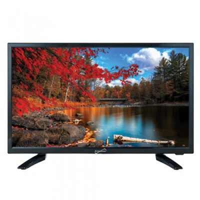 "Supersonic 22"" TV LED 12 Volt AC/DC Widescreen HD Digital SC-2211"
