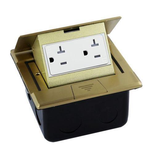 Brass Floor Box Ebay