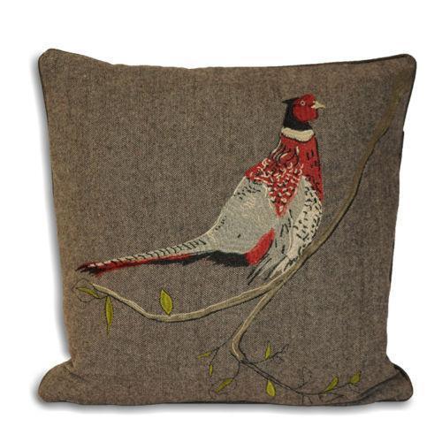Pheasant Cushion Ebay