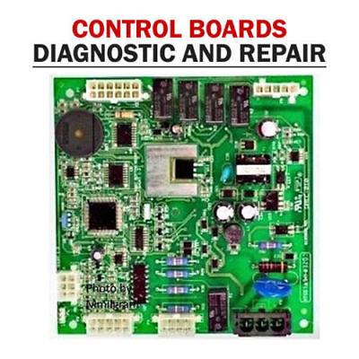 W10219463 2307028 2303934 Kitchenaid Whirlpool Control Board Repair