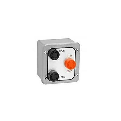 MMTC 3BX NEMA 4 Exterior Three Button Surface Mount Control Station