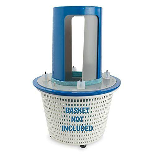 SkimDoctor 2.0 Pool Skimmer Basket Turbocharger With Non-corrosive Fittings |