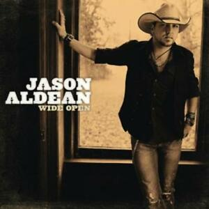 Jason Aldean - Wide Open    - CD NEUWARE