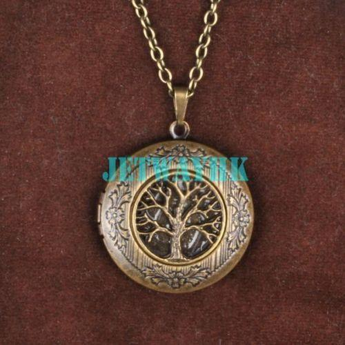 Tree Of Life Locket Jewelry Amp Watches Ebay