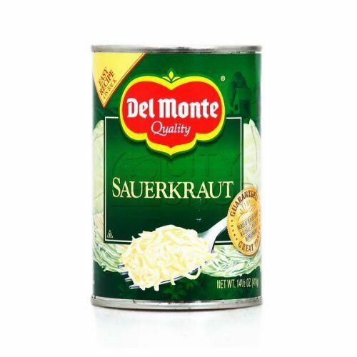 Del Monte Sauerkraut, 14.5 oz - Pack of 6