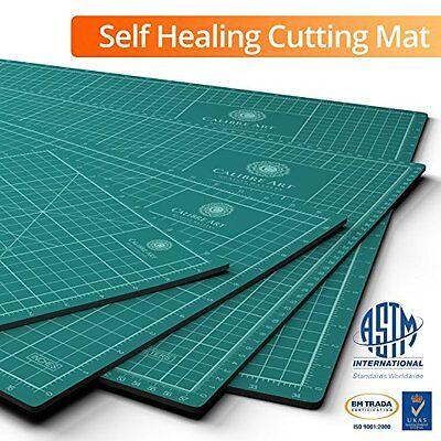 Self Healing Rotary Cutting Mat, Full 24x36, Best for Quilting Sewing | (Best Cutting Mat For Quilting)