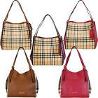 Burberry Women's Check Tote Handbags & Purses