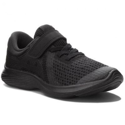 Boys Youth Kids Nike Revolution 4 (PSV) Running Shoe Sneakers ()