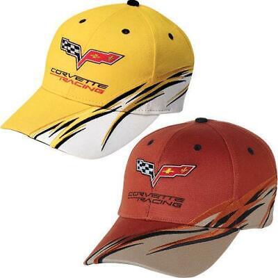 Chevrolet C6 Corvette Racing Flash Baseball Cap Hat - Flash Hat