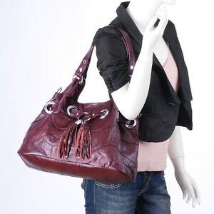 NEW - Designer Inspired Black Leather Handbag Gatineau Ottawa / Gatineau Area image 3