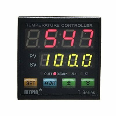 Mypin Ta4-snrk Thermocouple Snr Pid Dual Digital Display Temperature Contro...