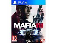MAFIA 3 PLAYSTATION PS4