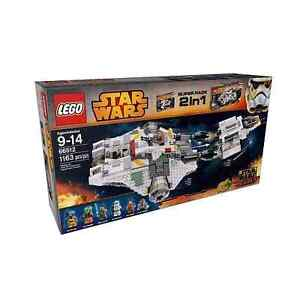 Lego 66512 - 2 sets  in 1  (75048, 75053)