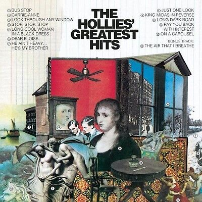 The Hollies - Hollies Greatest Hits [New CD] Rmst