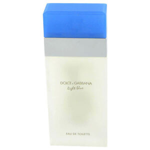 LIGHT BLUE DOLCE & GABBANA WOMEN EDT 3.3 / 3.4 OZ NEW TESTER
