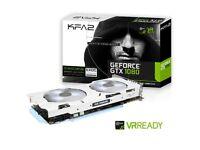 Graphic card : KFA2 GeForce GTX 1080 EXOC SNIPER White, 8 Go