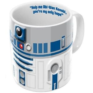 Star Wars R2 D2 (R2-D2) 2D Relief Mug in Gift Box