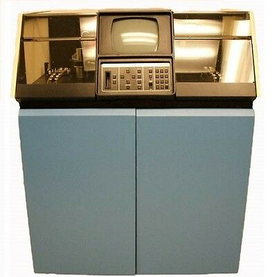 Lam Research Lam Autoetch 490 Plasma Etch Plasma Etcher Dry Etch
