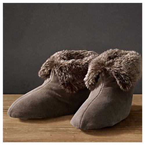 Restoration Hardware Ebay: Restoration Hardware Slippers