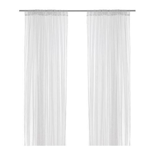 IKEA Long Curtains