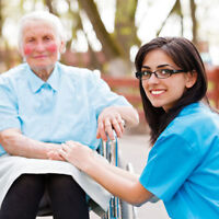 Part time and Full time Caregivers in The GTA - Elder Care Provi