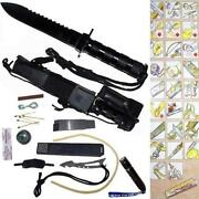 Survival Knife Kit