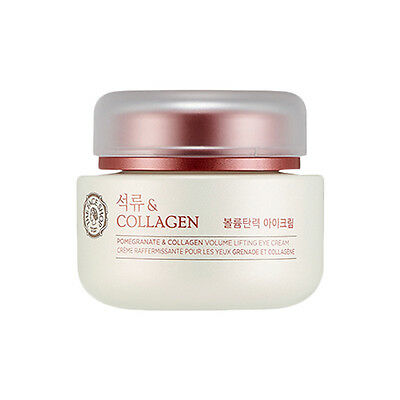 The Face Shop  Pomegranate   Collagen Volume Lifting Eye Cream   50Ml  New