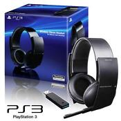 Sony Wireless Stereo Headset PS3