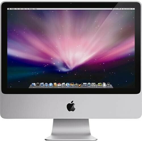 Apple iMac 20 Inch Intel Core 2 Duo E8135 @2.66GHz 2GB RAM 320GB HDD