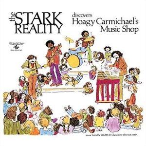 Stark Reality Discovers Hoagy Carmichaels Music Shop vinyl LP NEW sealed
