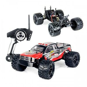 WLtoys L969 RTR Bigfoot RC Monster Truck 2.4G 1:12 Scale