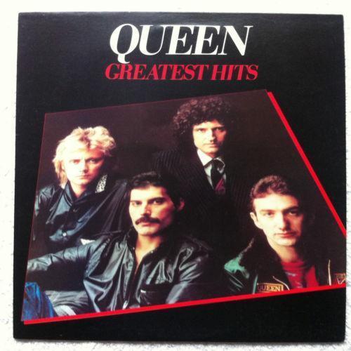 Queen Greatest Hits Vinyl Ebay