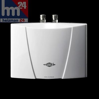 Clage Calentador de Agua Pequeño M3 Equipo bajo Mesada 3,5 Kw/230 V...