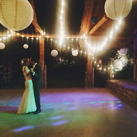 DJ and Lighting Service for Weddings and Special Events