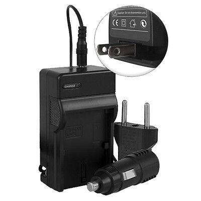 EN-EL14 EL14a Rapid Travel Battery Charger for Nikon D3400 D3300 D3200 D3100 Df