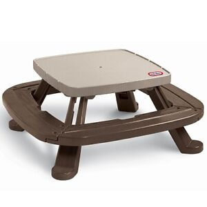 Outdoor Children's Picnic Table - Little Tykes