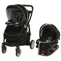 Graco Click Connect Modes Travel System (carseat/stoller)