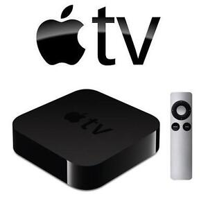 REFURB APPLE TV 3RD GENERATION HD TV TELEVISION MEDIA PLAYER - ELECTRONICS - IPTV 101776627