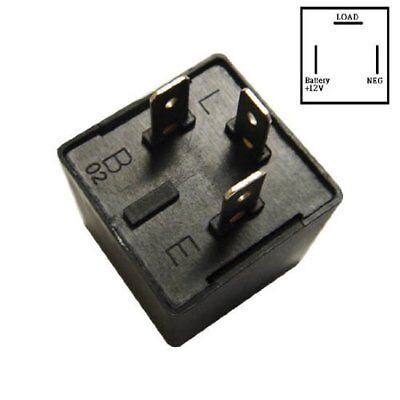 3-Pin Car Flasher Relay Fix LED Light Turn Signal Hyper Flash CF13 CF13JL (Best Cheap Fitness Tracker)