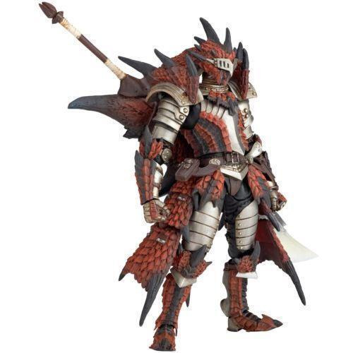 Revoltech monster hunter japanese anime ebay