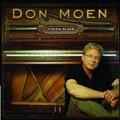 Don Moen Hiding Place CD Don Moen Hiding Place