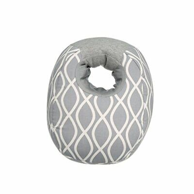 Itzy Ritzy Infant Nursing Pillow and Positioner. Platinum Helix