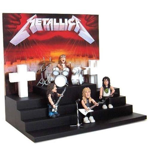 Metallica Figures Ebay